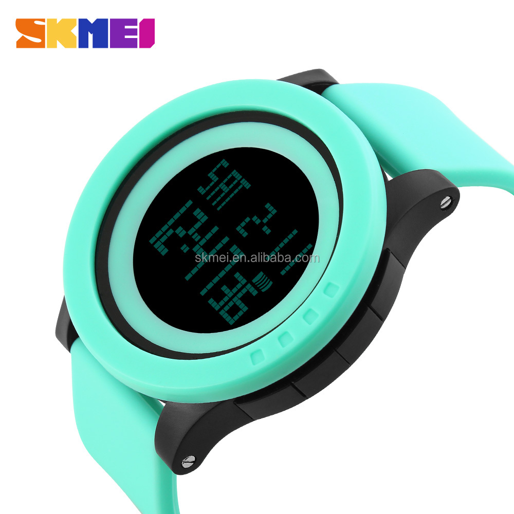 New hot selling products skmei womens digital watches payment via paypal