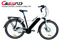 Hybrid e-bike with all the trimmings