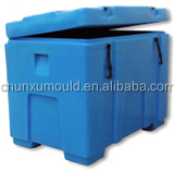 Rotational molding Plastic Large-Capacity Seafood Cabinets , OEM Custom Mould