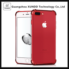 [XUNDD] Slim red color Armor Case for iphone 7 mobile phone pc mobile phone cover for iphone 7 case smartphone