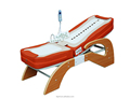 Jade massage therapy bed PLD-6018F+