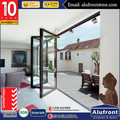 Acoustic and Heat insuleted thermal break bi fold door with Germany hardware