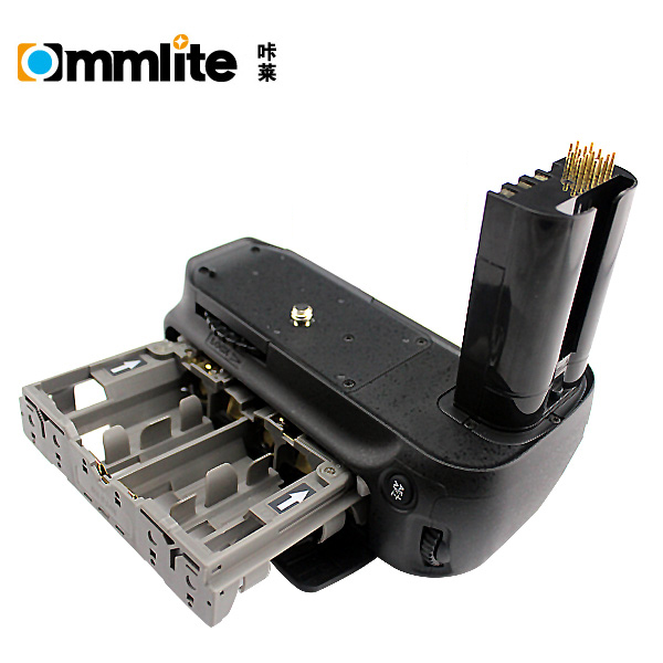 Commlite ComPak Battery Grip, Battery Pack for Nikon D80,D90