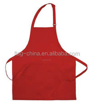 china printed cotton sexy aprons for couple factory