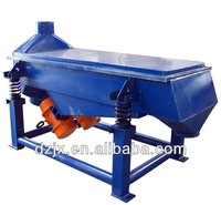 DongZhen made linear vibrating screen for adamantine spar