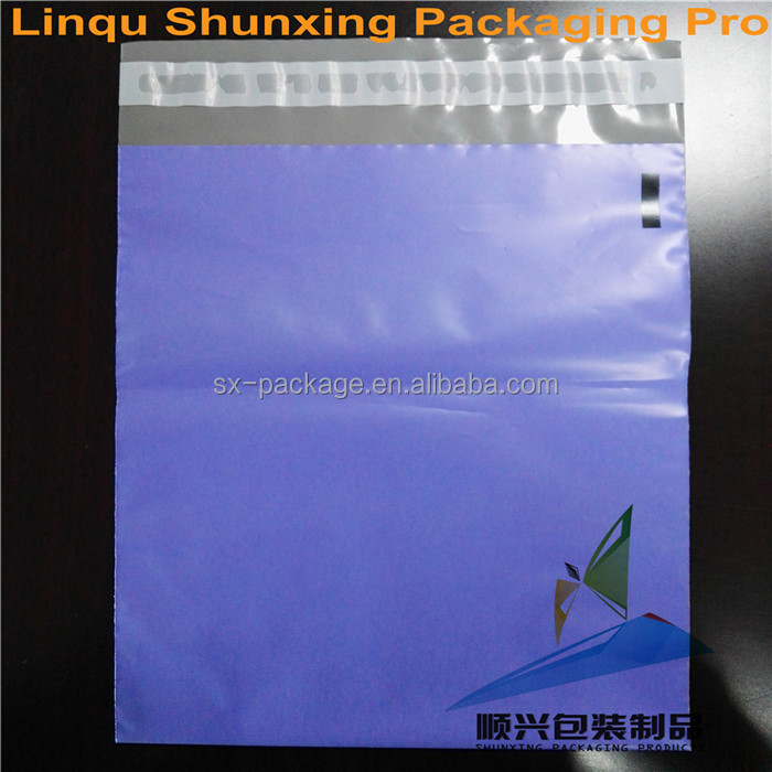 Mail bag custom mailing bags wholesale / hmhdpe / ldpe liners plastic film