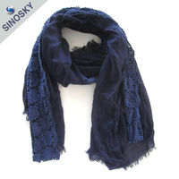 Factory direct low price italian silk scarf