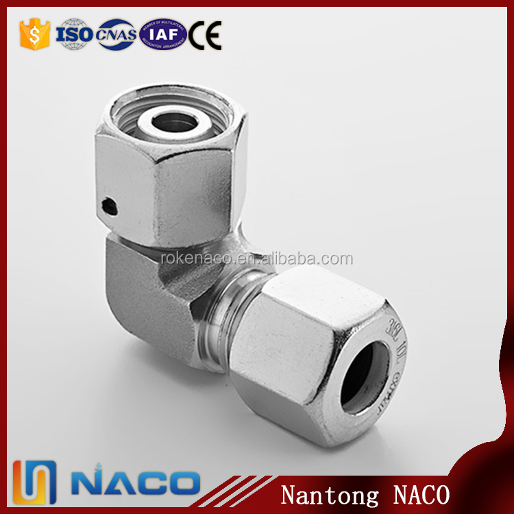 Hydraulic Elbow Fitting/elbow/ Nipple/cross/plug/nuts