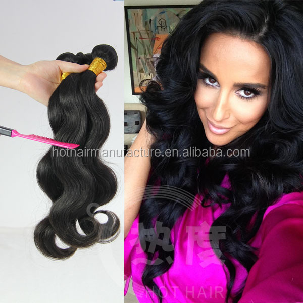 quality grade 7a unprocessed can be dyed cheap 100% virgin brazilian hair