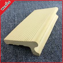 yellow full body ceramic equipment swimming pool border tile edge tile accessory tile 240x115
