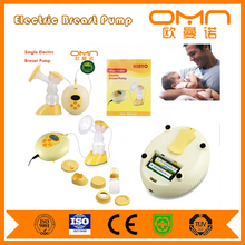 Competitive price high quality electric breast pump nipple massage milk sucking machine for mama care