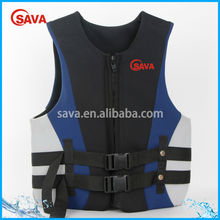 HOT SALE CUSTOM CE APPROVED MARINE NEOPRENE PFD LIFE JACKET