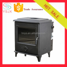 free standing indoor water heating fireplace for hot selling