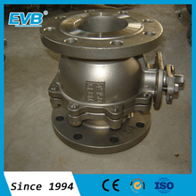 JIS 10K 2-PC Ball Valve Flange End Full Port