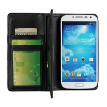 For Samsung Galaxy S4 Magnetic Leather Slot Wallet Cover Stand Case