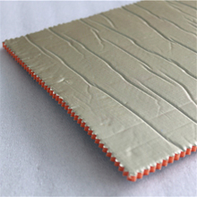 Fire retardant foam insulation board foil backed foam insulation