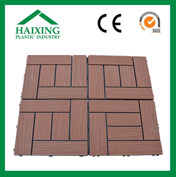 PVC flooring garden floor tiles interlocking tiles
