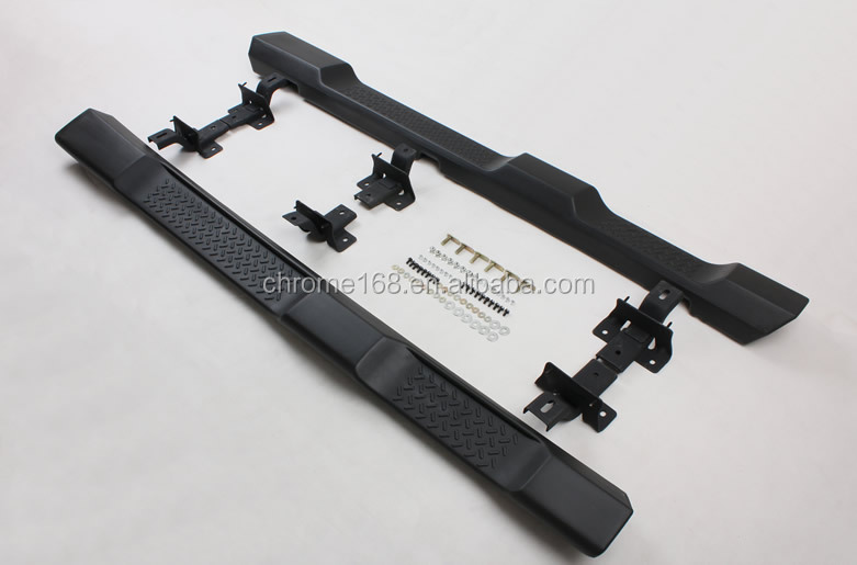 running board for jeep wrangler accessories car side step bar side step