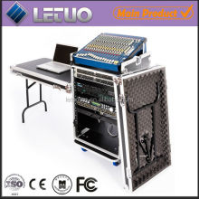aluminum flight case hardware in tool case dj table flight case