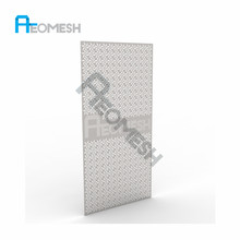round hole perforated plastic mesh sheets galvanized 2018