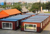 High quality container living house luxury, Prefab container house,China container house luxury