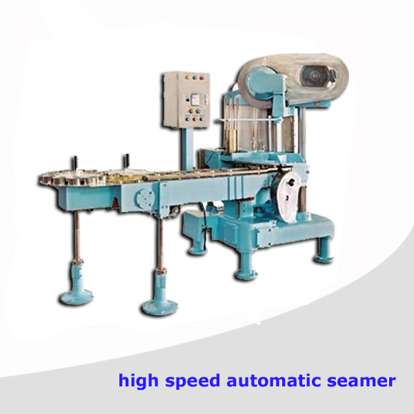 High Speed Automatic tomato canning packing machine sealer