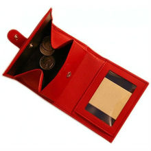 Soft Lambskin leather coin purse