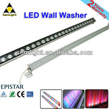 TUV CE RoHS IEC Approved IP65 24W LED Wall Washer Lighting Symbol
