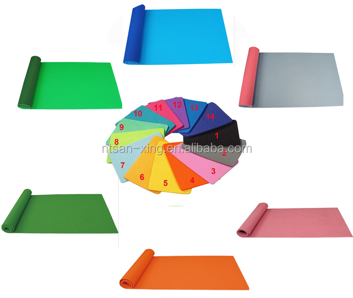Quality-assured Wholesale Folding Pvc Yoga Mat