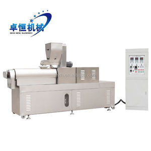 mexican tortilla chips snack food making machine extruder