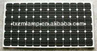 2015 120w Monocrystalline Silicon solar panels made in yangzhou