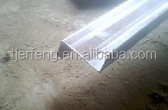 galvanized steel / frame prices, C metal studs, U track /runner used for solar photovoltaic stents