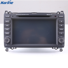 Memory MIC bluetooth screen touch car dvd player