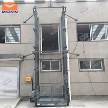 Morn brand Hydraulic freight elevator lift, Manual Handling Solutions Goods Lift
