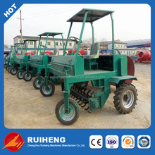 manure compost turner for organic fertilizer with factory price