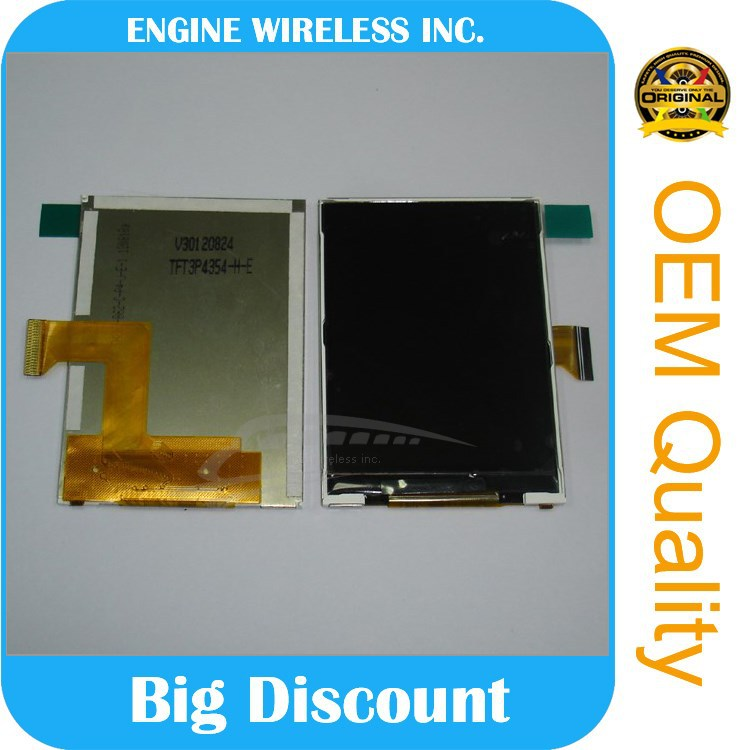 wholesale mobile phones accessories complete lcd for Alcatel display