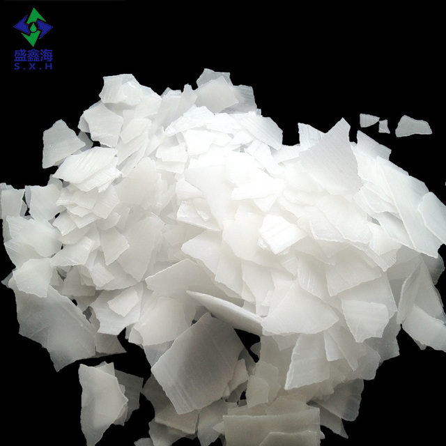 Professional water disposal chemicals Caustic Soda flakes 99% really good water treatment chemicals