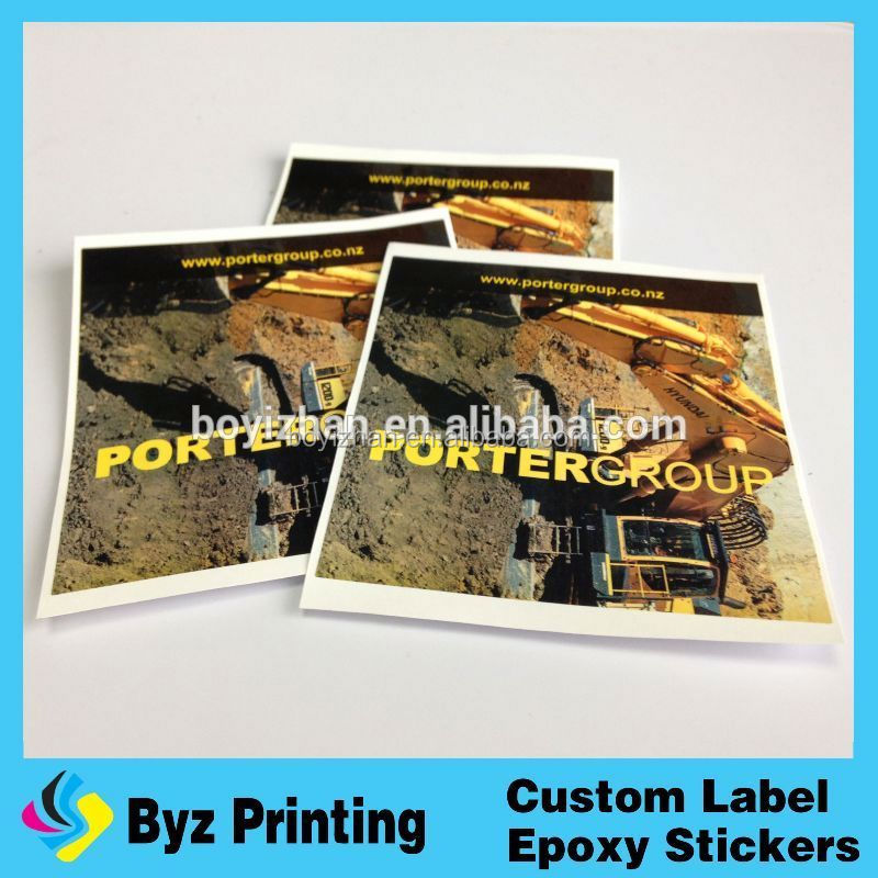 Bespoke inkjet photo removable vinyle outdoor sticker paper in roll