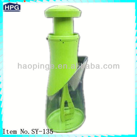 Manual Plastic Salad Dressing Mixer