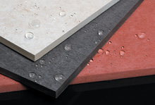 AS/NZ approved waterproof cement siding boards