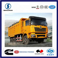 6x4 30Ton sand stone tippers truck SHACMAN brand SX3254JT364