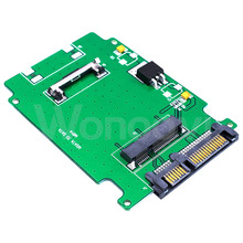 "Best Performace SSD Card Adapter Mini PCIe Intel definition Solid State Disk Card SSD to FPC 1.8"" Micro SATA Converter FPC"