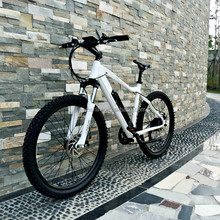 "Changzhou Yunshine finest-quality 26"" 500W electric bicycle/mountain bike with 36V 10.4Ah lithium battery"