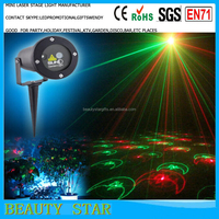 Waterproof Christmas Super Laser Outdoor Holiday Projector Projects 6 Laser Images