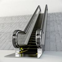 Indoor VVVF Escalator For Shopping Mall