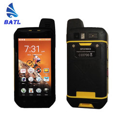 BATL Quad Core OGS Screen 4.77 inch water proof snopow m6 mobile gps wifi Rugged Phone