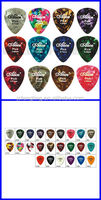 high quality colorful celluloid guitar picks
