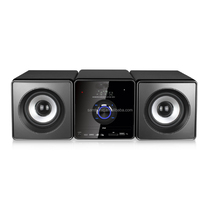 Bluetooth Mini Micro combo DVD Audio-system mit Bluetooth multimedia <span class=keywords><strong>lautsprecher</strong></span> 2,0 Karaoke system COB-DVD308