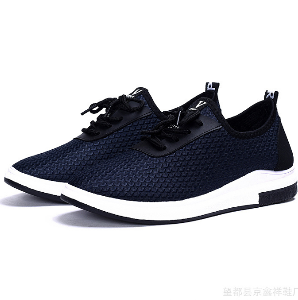 2017 Fall new lace up sports casual shoes men China product shoes