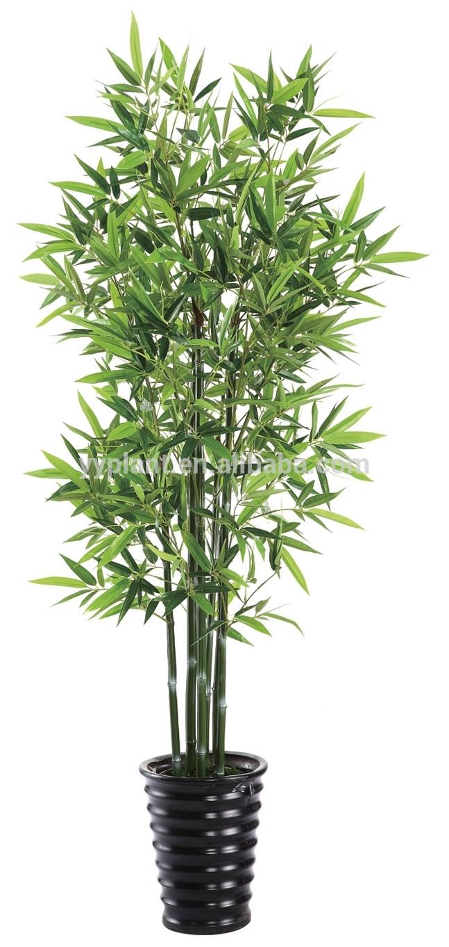 2015 nuevo estilo artificial plantas de bamb alto imitaci n de bamb para la decoraci n para - Bambu planta exterior ...